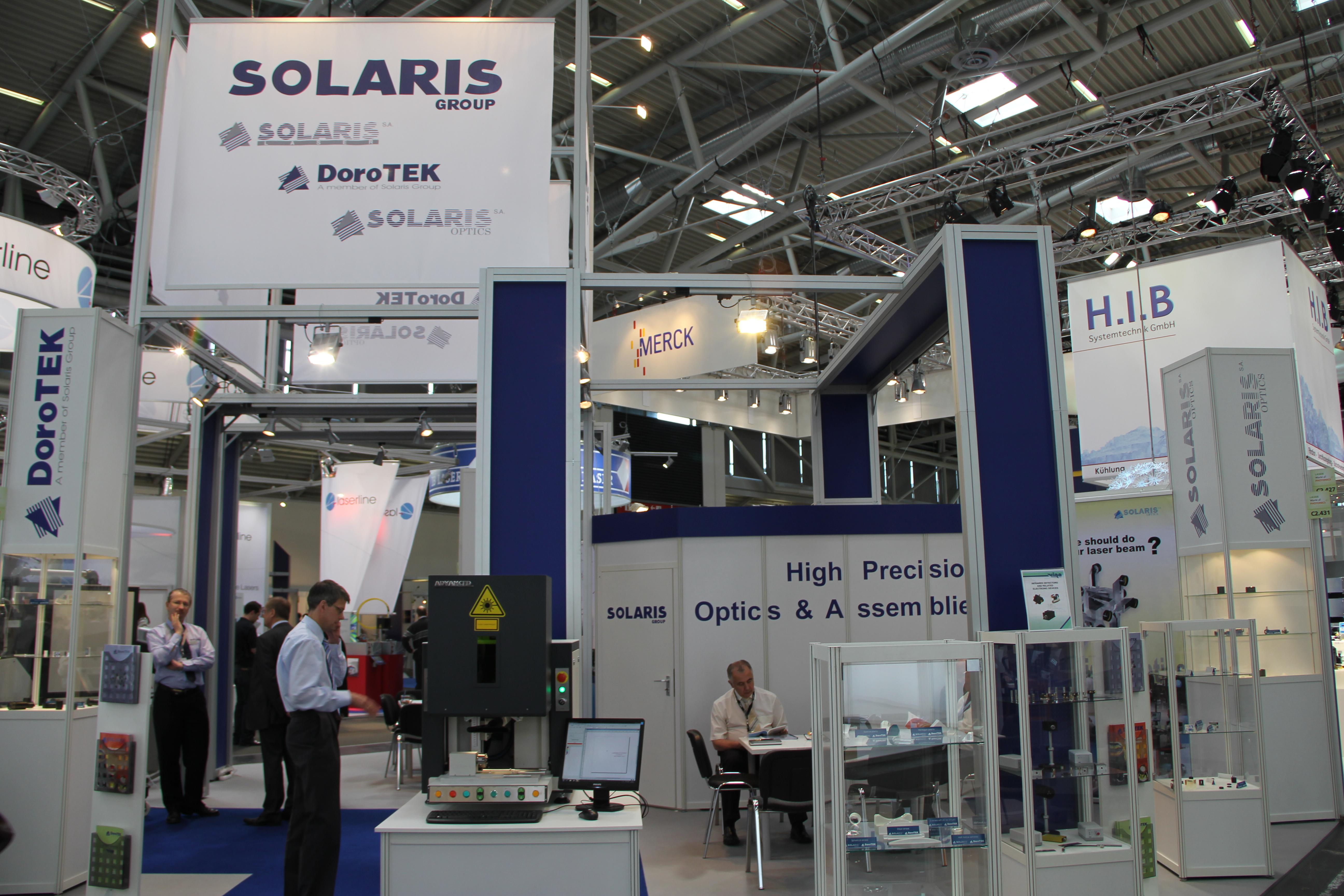 Solaris Optics Trade Fair