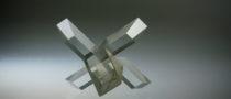 Laser line beamsplitter
