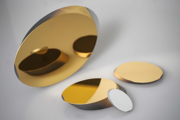 Metalic HR mirror coatings