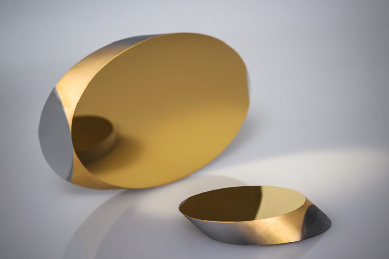 Metalic HR mirrors
