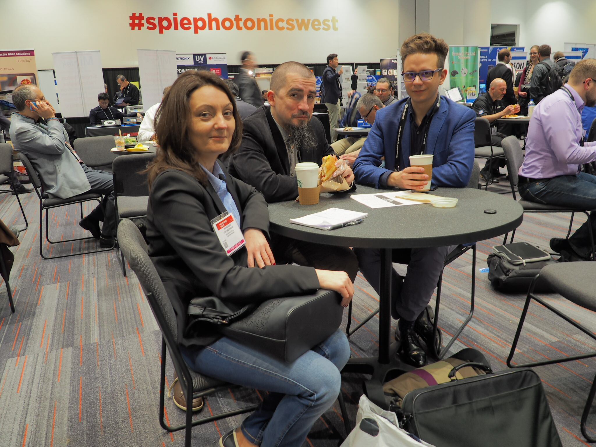 Solaris Optics at Photonics West