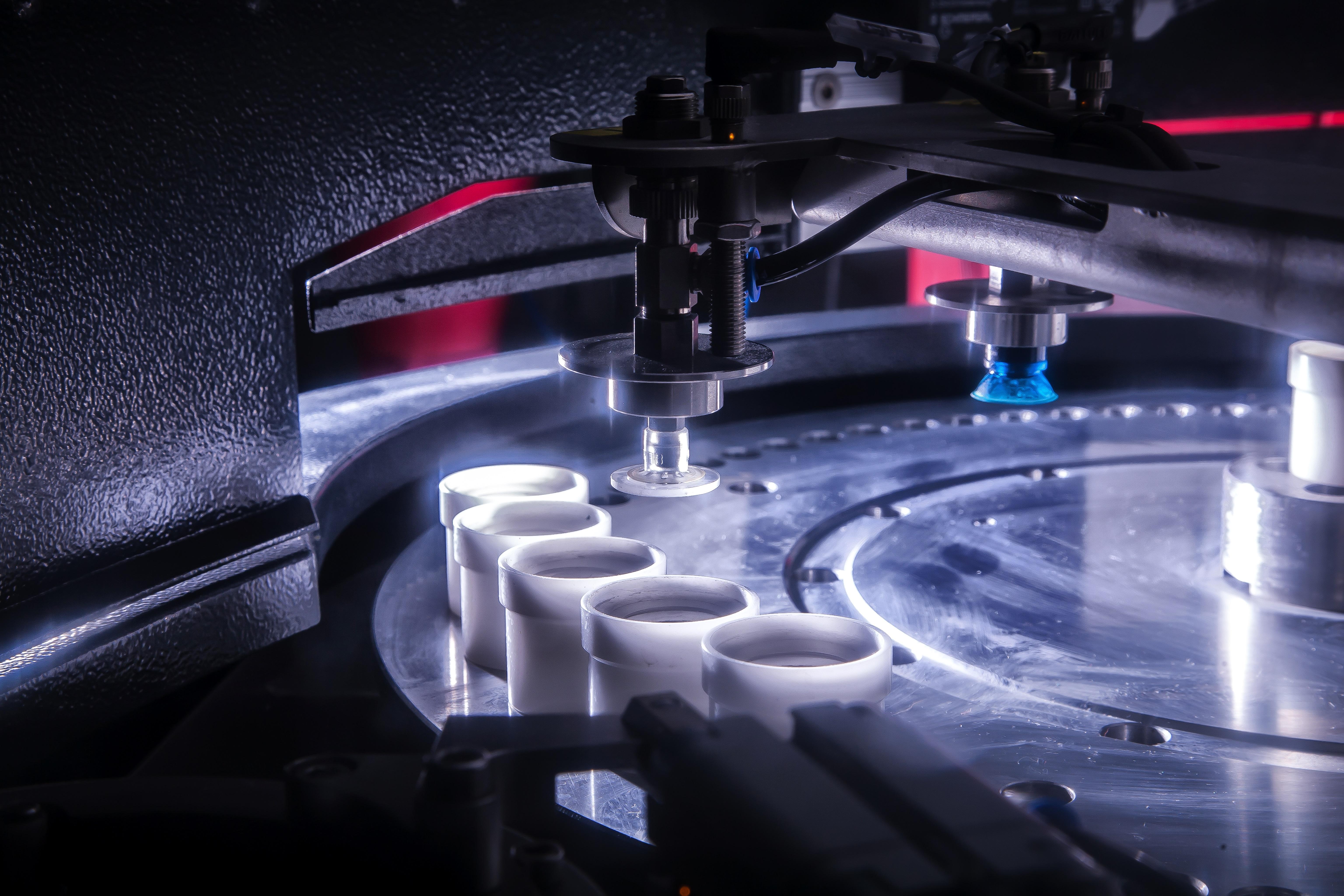 Optics CNC shaping