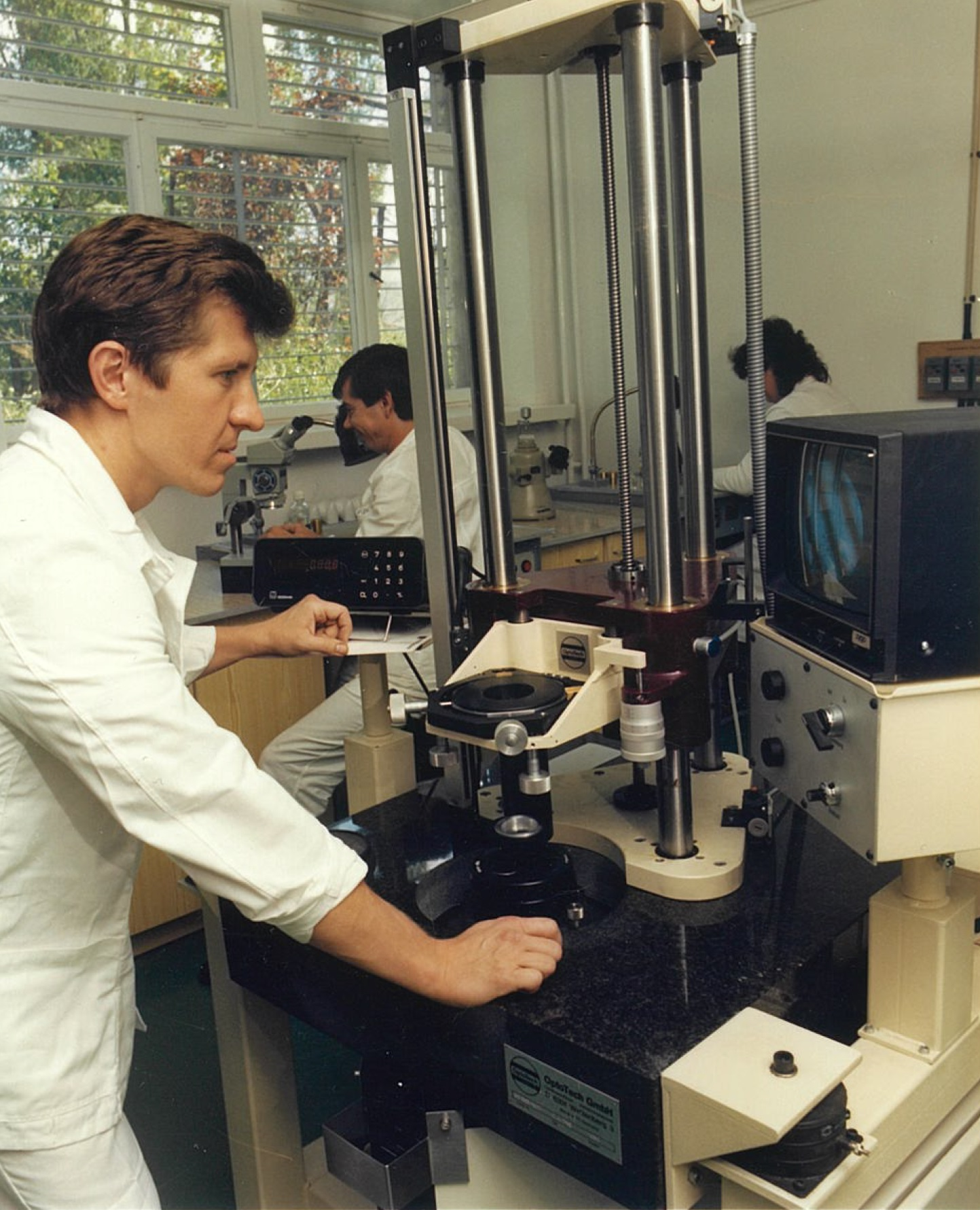 Solaris Optics History