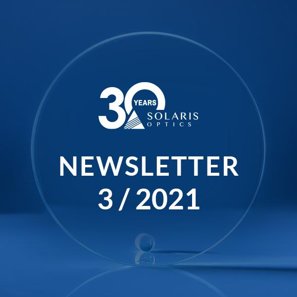 Newsletter 3-2021